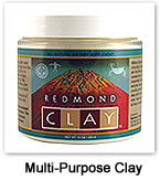 Natural Bentonite Clay and Himalayan Salt