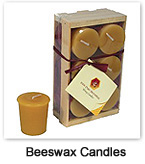 Pure Beeswax Candles, Canada