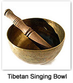 Handcrafted Tibetan Singing Bowl