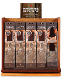 Monague Native Crafts And Incense Made In Canada